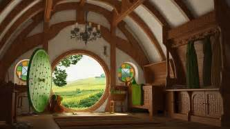 Hobbit Home Interior The Lord Of The Rings Bag End The Shire Interiors