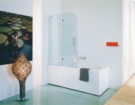 bagno nella vasca la doccia nella vasca aggiungendo un pannello cose di casa