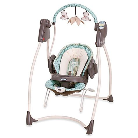graco 2 in 1 bouncer swing graco 174 swing n bounce 2 in 1 infant swing and bouncer in
