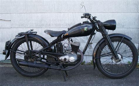 125er Motorrad Definition by Oldtimer