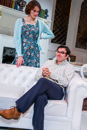 The Philanthropist the philanthropist review at trafalgar studios