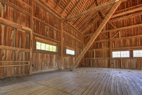 scheune leer empty barn combsberry inn bed breakfast oxford md