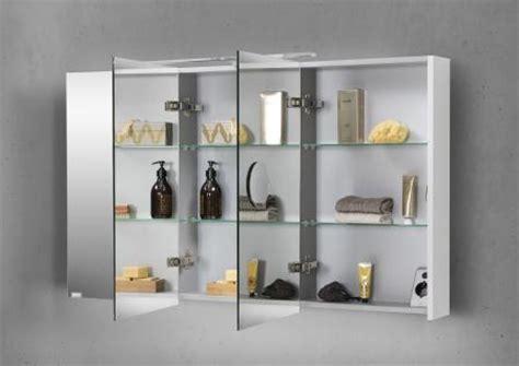 Badezimmer Spiegelschrank 12 Cm Tief by Spiegelschrank Bad 120 Cm Led Beleuchtung Doppelseitig