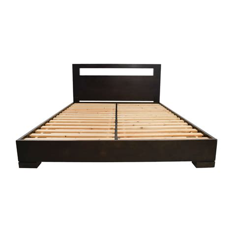 west elm twin bed 77 off ikea ikea full bed frame with adjustable slats
