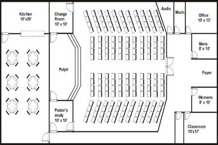 small church floor plans image mag small church floor plan designs