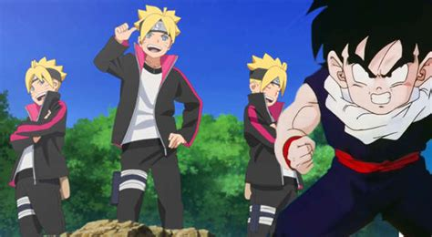 film naruto vs dragon ball z naruto creator put a dragon ball z nod into boruto the