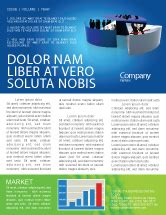 Executive Newsletter Templates In Microsoft Word Adobe Illustrator And Other Formats Download Executive Newsletter Template