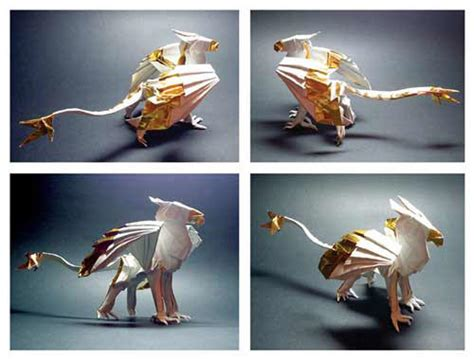 Interesting Origami - beautiful exles of origami paper hongkiat