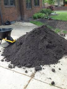 How Much Is A Yard Of Topsoil 3 Cubic Yards Of Dirt J Holzheimer