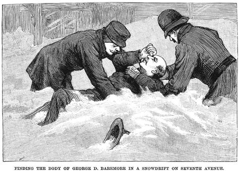 the great blizzard of 1888 frozen in time the blizzard of 1888 knocks new york city