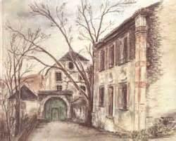 Schmale Häuser Grundrisse by Schloss Wartenstein