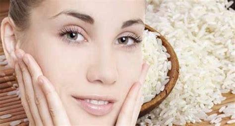 Masker Wajah Sariayu Beras Putih cara membuat masker beras untuk memutihkan kulit wajah