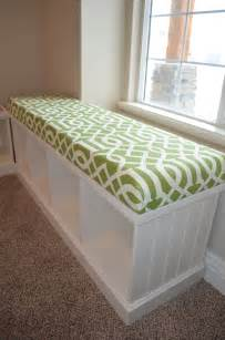 how to build a bench seat toy box quick woodworking projects