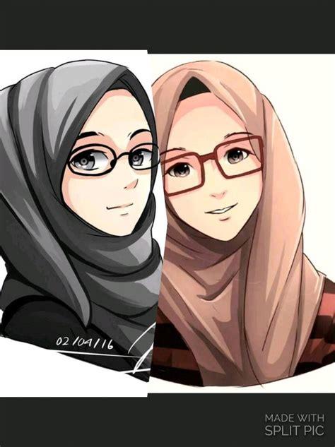 anime muslim 163 best cartoon images on pinterest hijab drawing