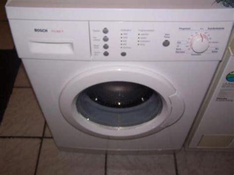 Bosch Maxx 5 Waschmaschine 2294 by Waschmaschinen Trockner Haushaltsger 228 Te Gebraucht