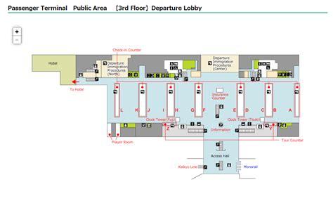layout bandara japan stories menginap di bandara haneda melafalkan intuisi
