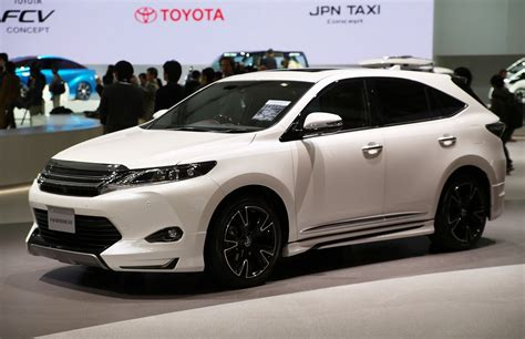 Toyota Harrier 2013 Toyota Harrier 2013 2017 2018 Cars Reviews