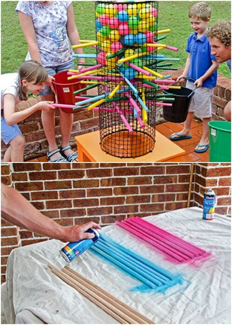 backyard ball games 35 ridiculously fun diy backyard games that are borderline