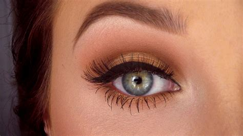 Eyeshadow Bronze summer bronze makeup tutorial hill