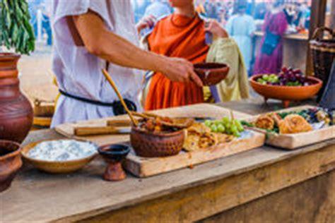 cuisine rome antique nourriture romaine de l empire photo stock image du