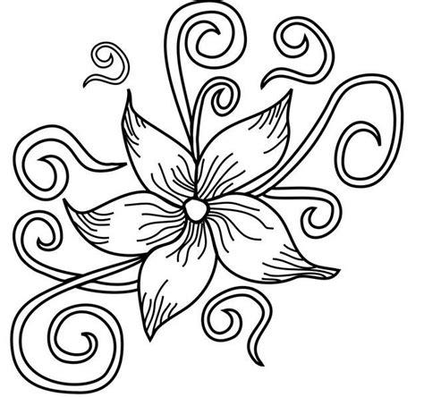 Blumenmuster Vorlagen Die Besten 25 Blumen Ausmalbilder Ideen Auf Malvorlagen Blumen Ausmalbilder