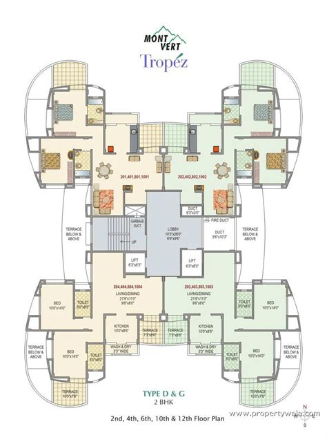 floor plan layout design mont vert tropez wakad pune shop project propertywala