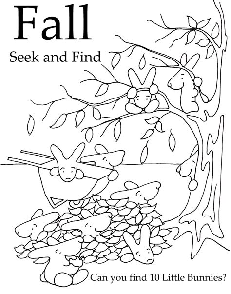 autumn hidden pictures printable printable find hidden objects games