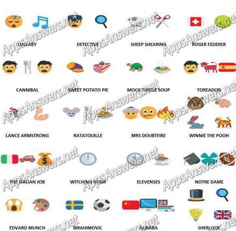 film mit 4 buchstaben emoji quiz answers to emoji level 100