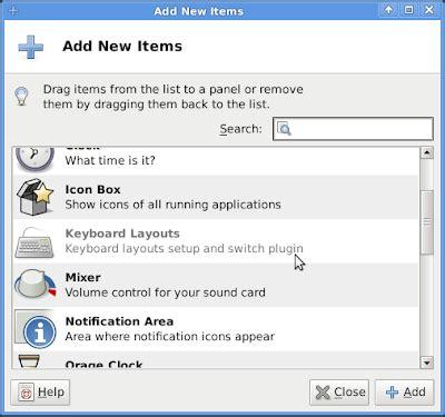 xorg layout section web log s juuier เพ ม keyboard layout ใน xfce