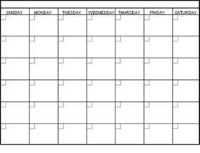 calendar template pdf printable blank calendar template pdf