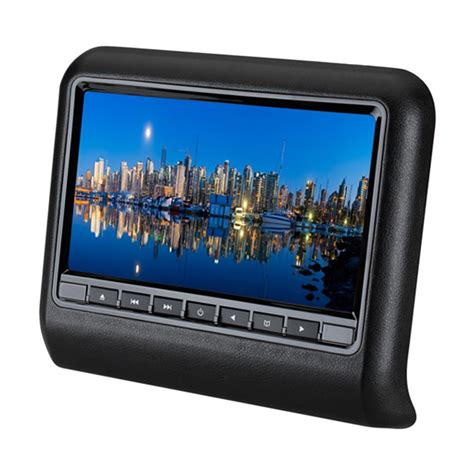 Car Headrest Types by 9 Inch Hd Lcd Car Rest Monitor Car Pillow