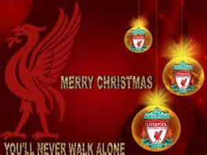 merry christmas by ronson contests liverpool fc photos