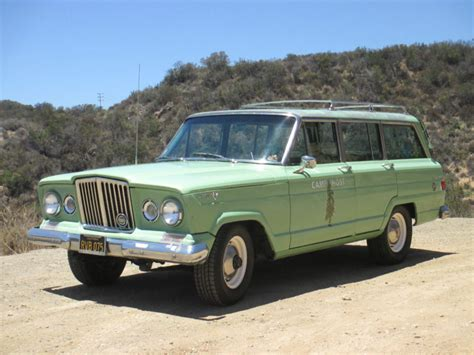 1960 jeep wagoneer the c host 1965 jeep wagoneer deluxe bring a trailer