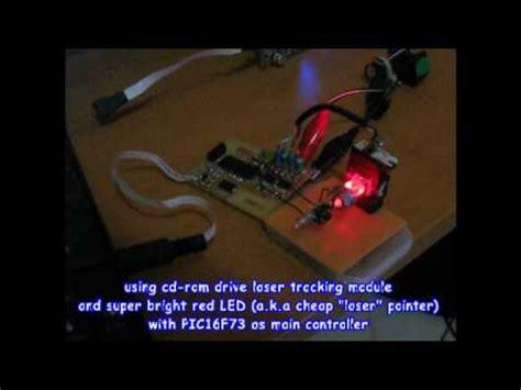 cd player laser diode cd rom drive laser hack