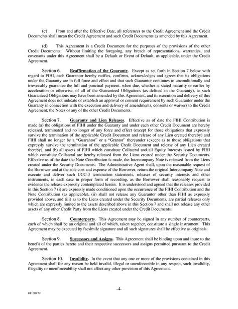 Credit Agreement Sec Form forum energy technologies inc form 8 k ex 10 1