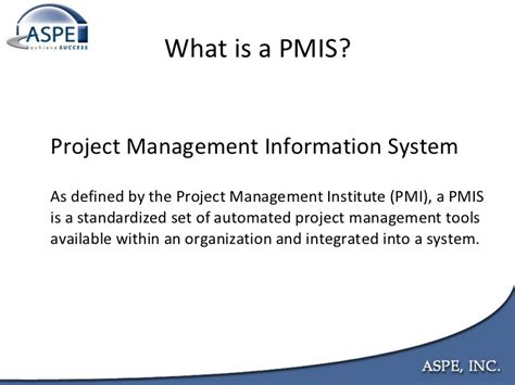 Building A Project Management Information System With What Is Wsr In Project Management
