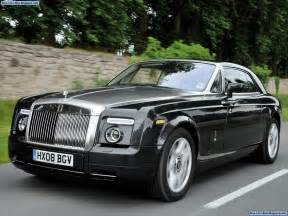 Who Make Rolls Royce Cars Rolls Royce Phantom Coupe 2009
