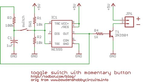 switches how can i make a toggle switch for two leds