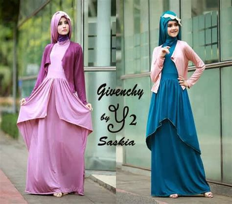 Promo Jilbab Segiempat Denim Snow maxi dress hijaber supplier dan baju muslim murah