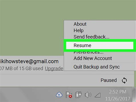 drive upload how to resume a google drive upload 5 steps with pictures