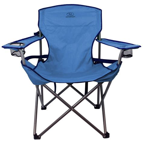 Lumbar Support Chairs by Highlander Lumbar Chair Blue Cing Furniture