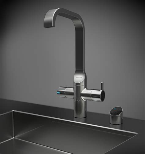 Smart Faucet by Unito Smart Faucet Designed By Waacs Design