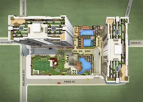 The Parc Condo Floor Plan by Flair Towers Dmci Homes Feels Real Good To Be Home