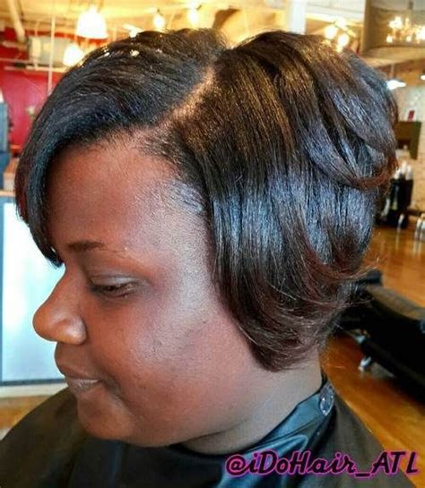 short sow in chic and versatile sew in styles you should definitely try