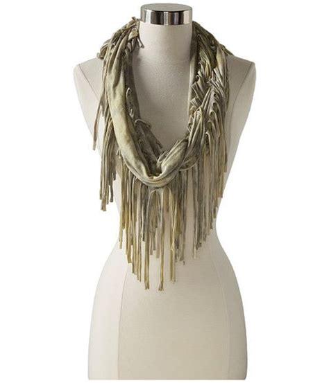Tying Infinity Scarf Tie Dye Fringe Infinity Scarves My Style