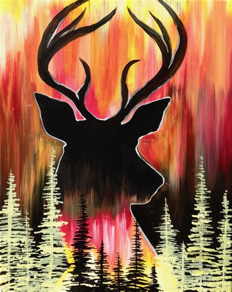 groupon paint nite deer acapulco mexican restaurant new brighton 10 29 201 paint