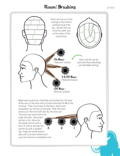 hairstyling lesson plan hairstyling lesson plan cosmetology hairstyle lesson
