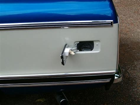 chevy truck gas tank relocation gas tank relocation the 1947 present chevrolet gmc