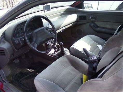 Ford Probe Interior by 301 Moved Permanently