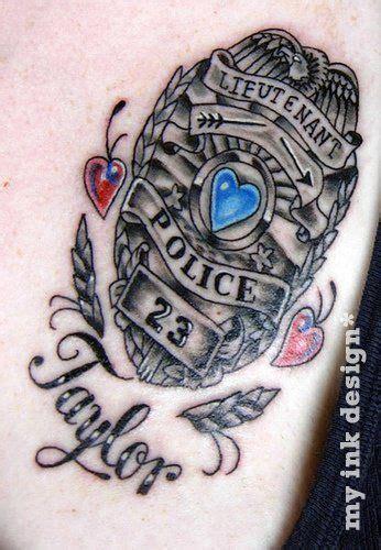 police tattoo ideas enforcement tattoos designs aristotles